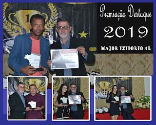 Star News realiza entrega de troféus destaque empresarial e profissional em Major Isidoro