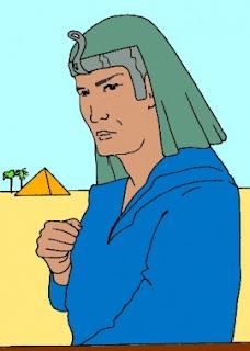 Faraone re d'Egitto