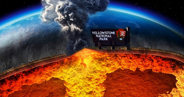 Heat Beneath Pacific Ocean Drives Yellowstone Volcanism
