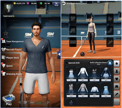Ultimate Tennis v1.16.1250 apk Games Android