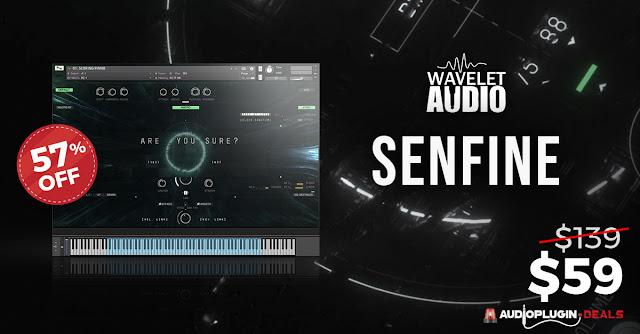 Senfine Wavelet Audioi
