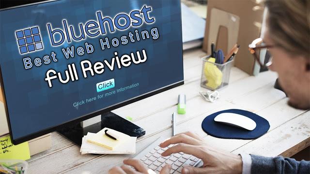 استضافة بلوهوست bluehost افضل شركة استضافة مواقع