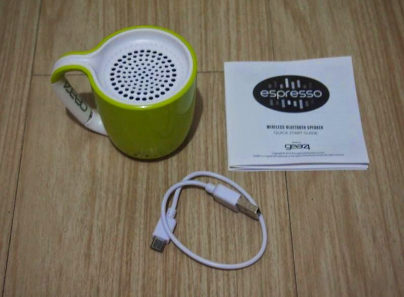 Gear4 Espresso Wireless Bluetooth Speaker Review: Mini But Mighty Retail Package