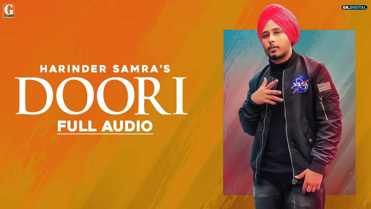 दूरी Doori new Song Lyrics by Harinder Samra