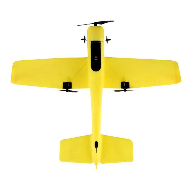 Máy bay điều khiển Z50_2
