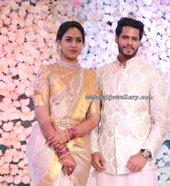 Nikhil Kumaraswamy's Engagement