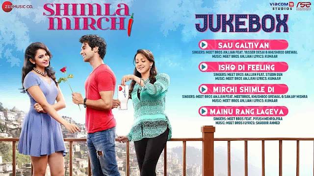 Mainu Rang Lageya Lyrics - Shimla Mirch | Piyush Mehroliyaa