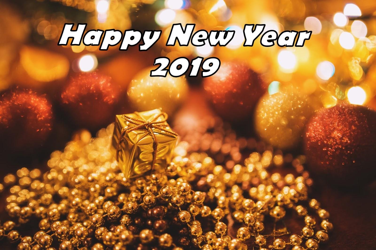 Happy New Year 2019 Whatsapp Status And Dp New Year 2019