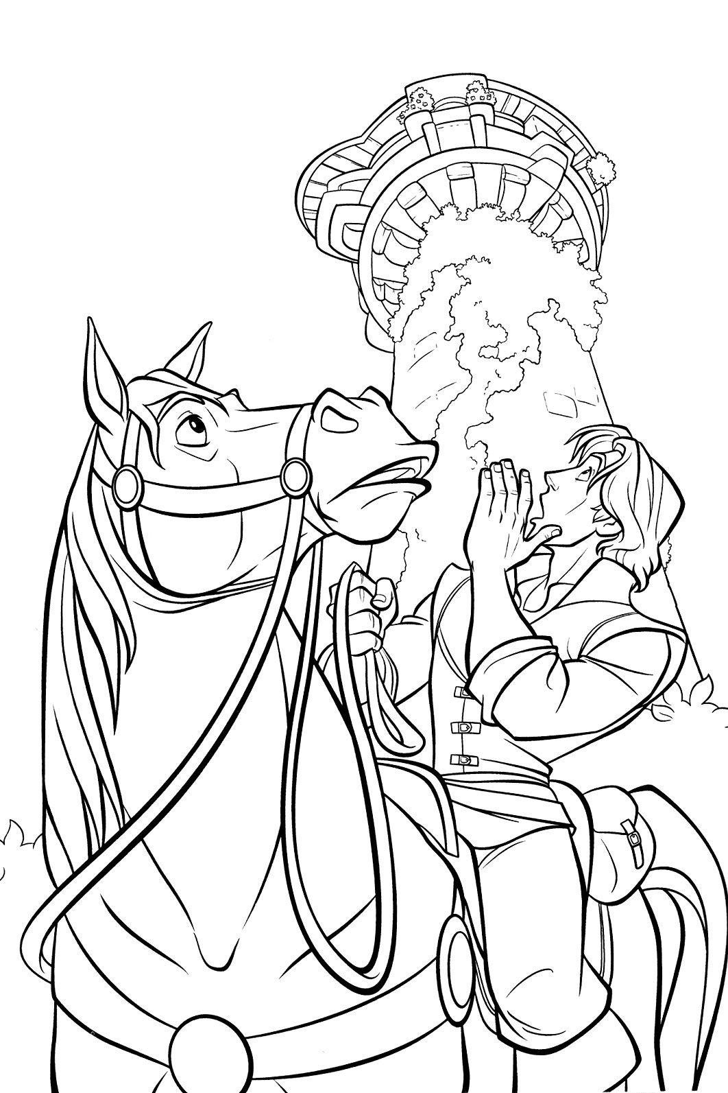Once Upon A Time Evil Queen Coloring Pages Coloring Pages