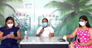 Aumento nos casos de Covid-19 em Nova Palmeira preocupa servidores da saúde no município