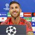 """Griezmann se compara a CR7 e Messi, e Sergio Ramos responde: """"A ignorância é muito atrevida"""""""