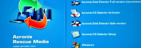 Cum puteti crea o clona unei partitii sau intregului Hard Disk