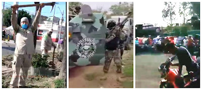 Just for Fun: Parodies on social media posted of CJNG Grupo Elite 'Power Videos