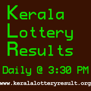 Latest Kerala State Lottery Results Online