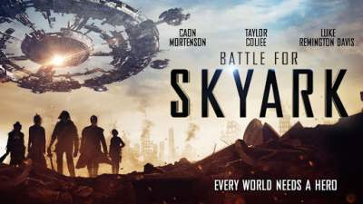 Battle for Skyark 2015 Hindi Dubbed Dual Audio 480p Movies HD