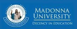 Madonna University School fees Schedule - 2016/2017