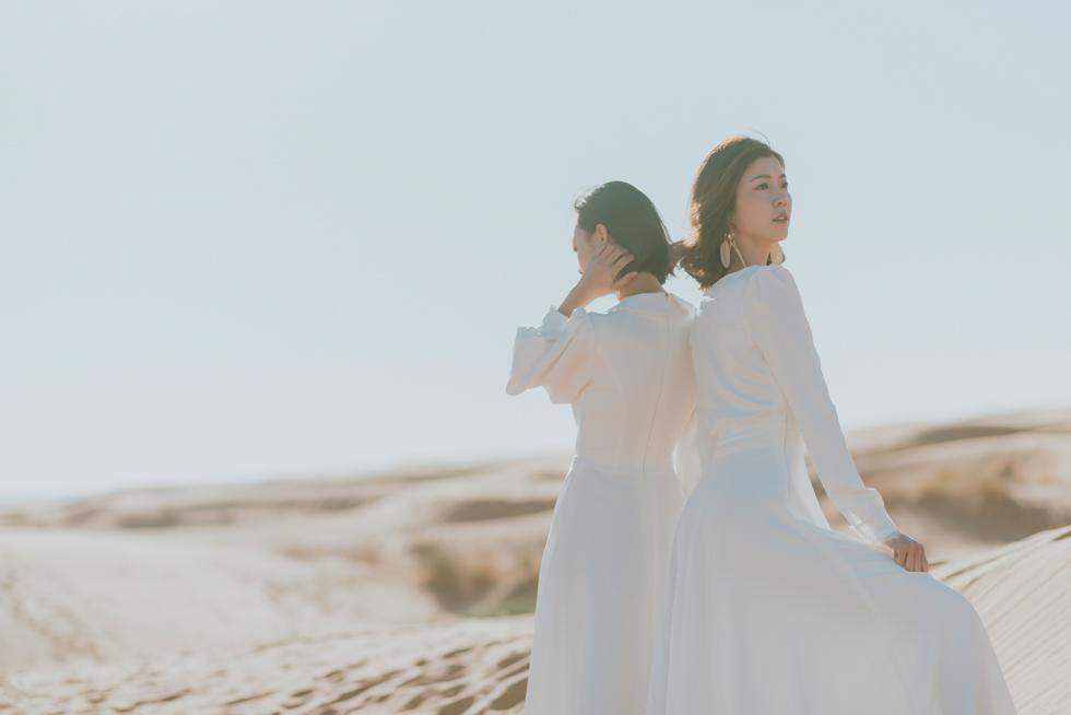 [閨蜜婚紗] G&R | 撒哈拉