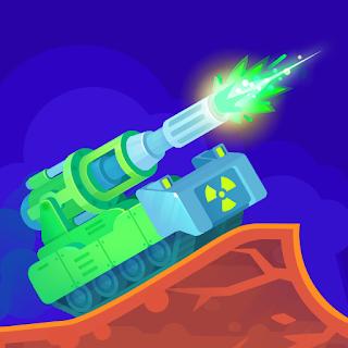 Game Tank Stars MOD Apk Free, Hacking Money + Premium