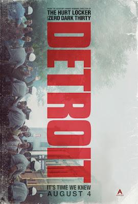 DETROIT - La película de Kathryn Bigelow - cartel