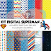 KIT DIGITAL SUPERMAN GRÁTIS