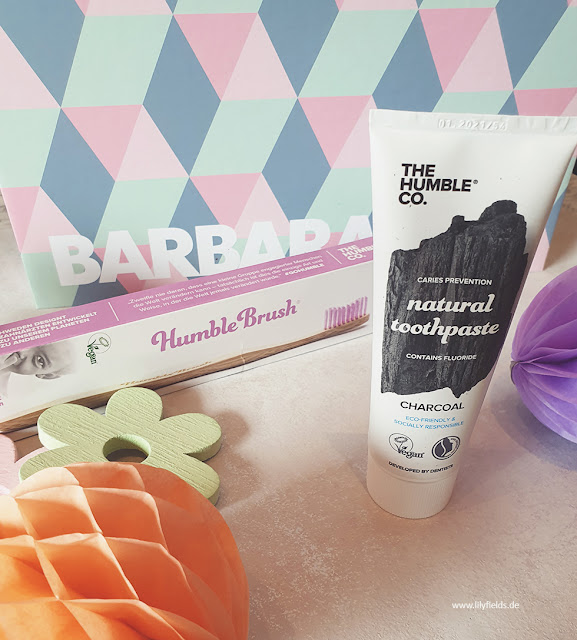 Barbara Box - Juli 2019 - unboxing