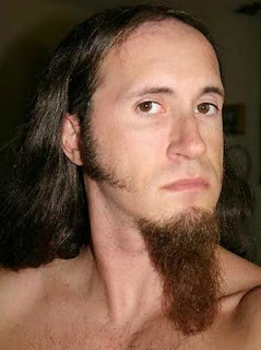 Long Chin Beard Style