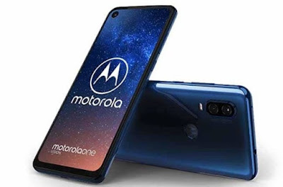 Motorola One Vision with a 48MP rear camera, punch-hole display launched