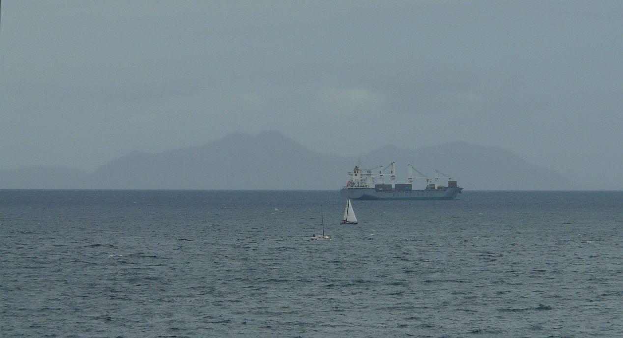 barcos super puerto bilbao
