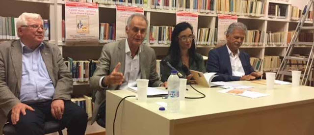 Αδικαιολόγητη η καθυστέρηση επίλυσης από το Υπουργείο του κτιριακού ζητήματος της Βιβλιοθήκης Ναυπλίου