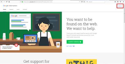 Cara Mendaftarkan dan Mengirimkan Sitemap Blogspot Anda di Google Search Console
