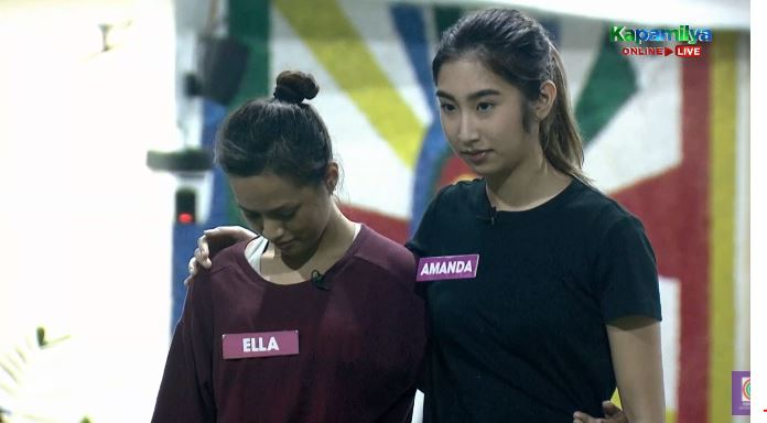 PBB Connect: Ella, Amanda nominated for eviction