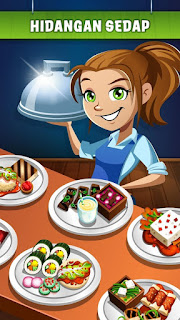 Cooking Dash 2018 v2.14.4 Mod Apk (Unlimited Gold/Tickets)
