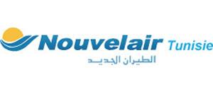 Vols Nouvelair Tunisie - offres pas chères et billets d'avion