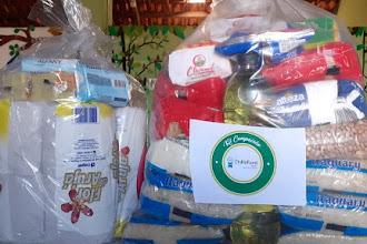 2059 famílias beneficiadas com a 5ª etapa de distribuição do Kit Compaixão