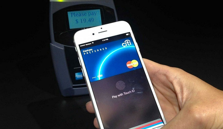Apple Pay With NFC