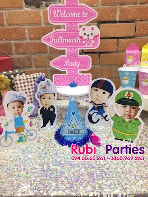 Cửa hàng bán đồ trang trí sinh nhật ở Nam Từ Liêm