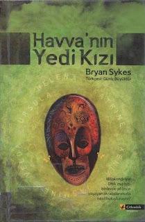 Bryan Sykes - Havva'nın Yedi Kızı