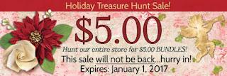 Holiday Treasure Hunt