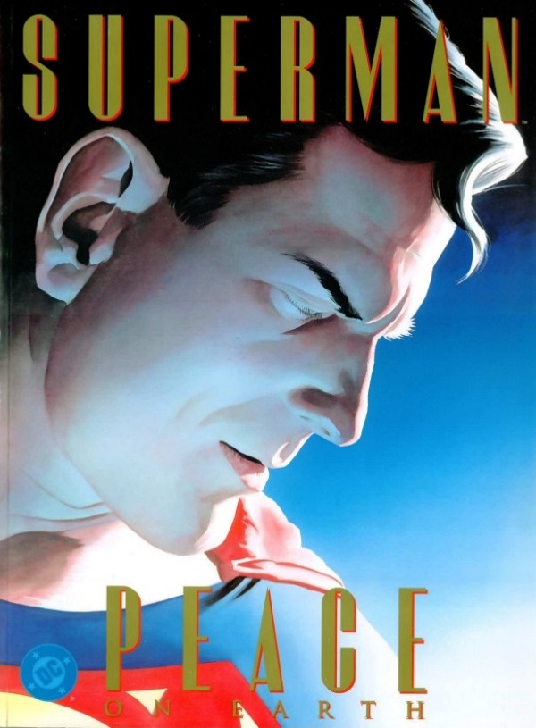 Superman Peace On Earth Alex Ross