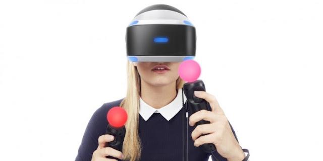 سوني تعلن عن الرفع من منسوب إنتاج يد تحكم PS Move لخوذة PlayStation VR