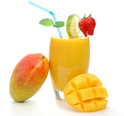 Licuado de mango receta para perder peso rapido