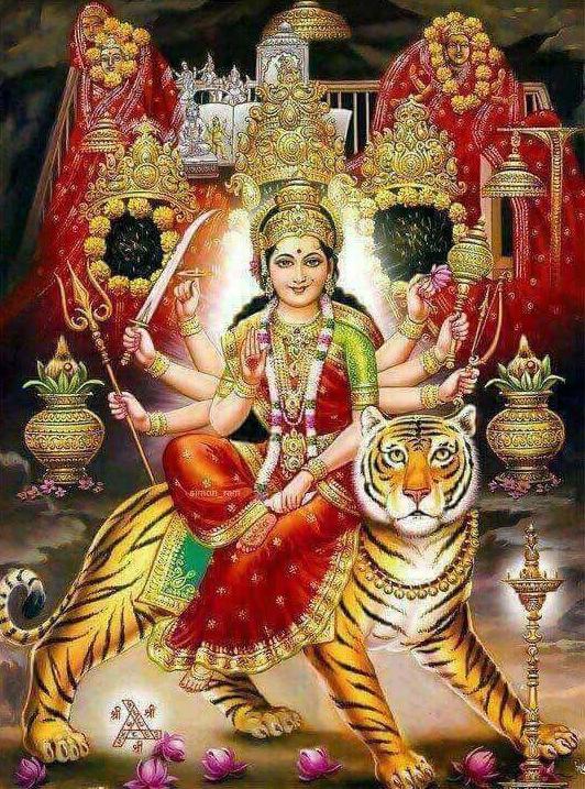 Sherawali Ambe Maa Durge Maa Photos Image Wallpaper Full HD Download Free Photo