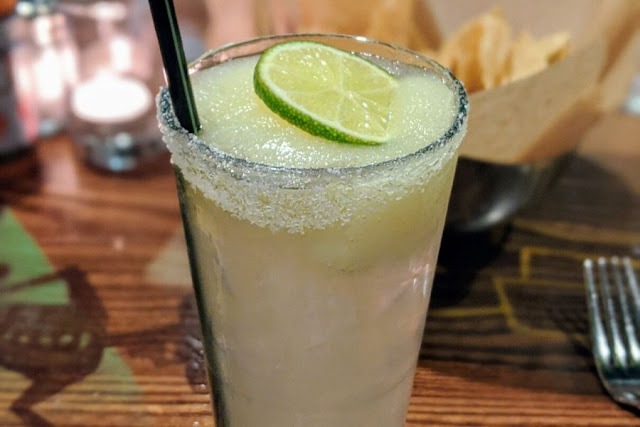 Seattle in a Day: margarita at Cactus in South Lake Union
