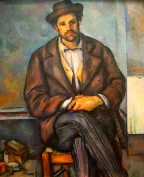 Paintings Paul Cezanne Education