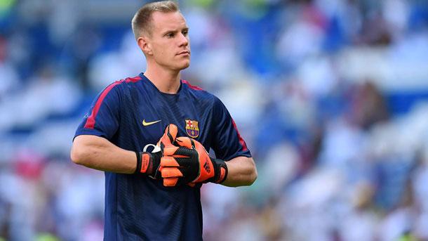 Ter Stegen no está pensando en abandonar el FC Barcelona