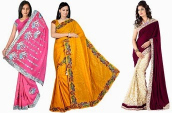 Women's Ethnic Sarees: Upto 84% Off + Extra 30% or 20% Off @ Flipkart