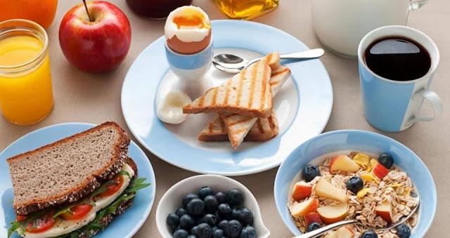 الفطور هو أهم وجبة في اليوم