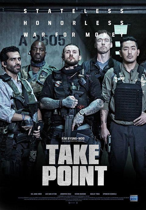 Take Point (2018) HDRip