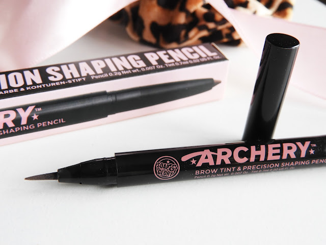 Soap and Glory Archery Brow Tint & Pencil review