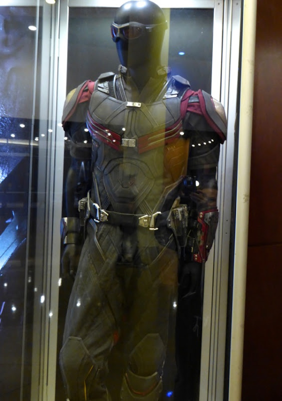 Captain America Civil War Falcon costume